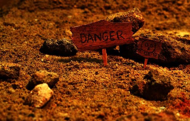 hrozící nebezpečí