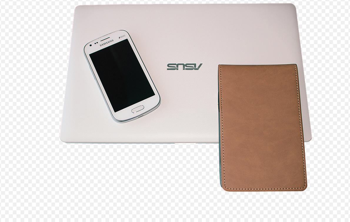 mobilní telefon a obal